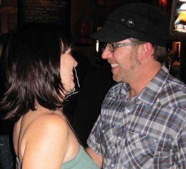 A fun night out with the Hubby