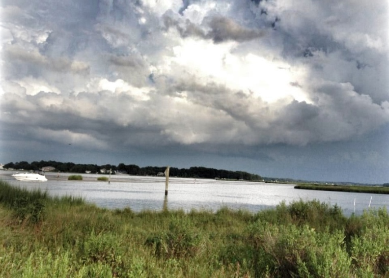 View of the Lynnhaven Bay (taken by The Beachy Runner)