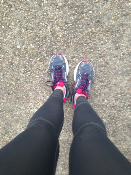 one mile test run on Tuesday: no better, but no worse