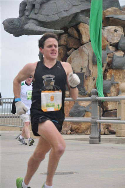 Read Dave's story on the Shamrock Marathon Facebook Page