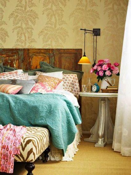 bedroom inspiration via Pinterest